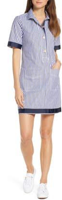 1901 Stripe Shift Dress