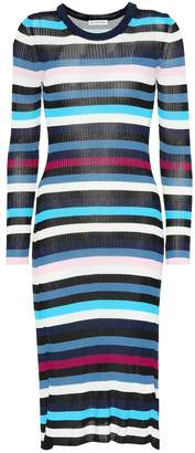 Altuzarra Striped jersey dress