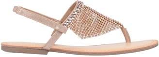 Madden-Girl Toe strap sandals