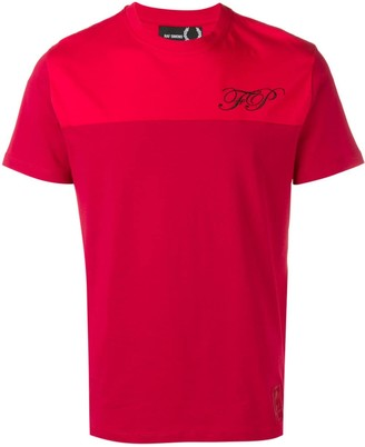 Fred Perry chest logo T-shirt