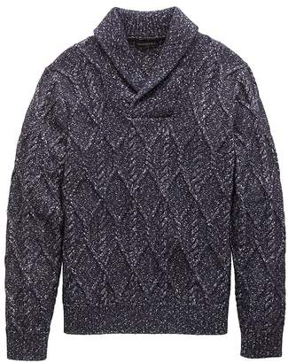 Banana Republic Fisherman Sweater