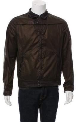 Bottega Veneta Coated Windbreaker Jacket