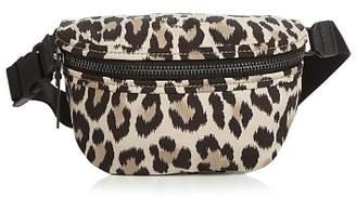 Kate Spade That's The Spirit Leopard Print Belt Bag