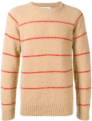 YMC striped long-sleeve sweater