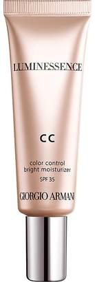 Armani Women's Luminessence CC Cream $55 thestylecure.com