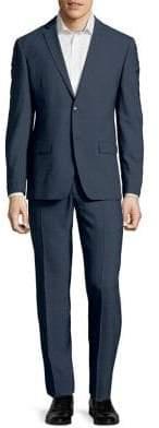 Calvin Klein X-Fit Slim Graph Check Suit