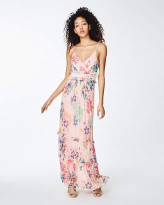 Nicole Miller Amazonia Mist Maxi Dress