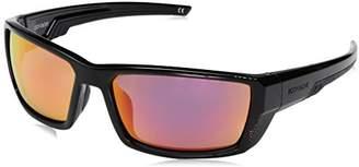 Body Glove Vapor 23 Polarized Wrap Sunglasses