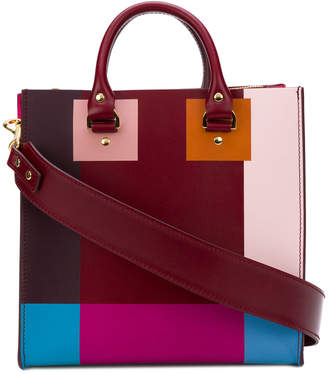 Sophie Hulme Trunk トートバッグ