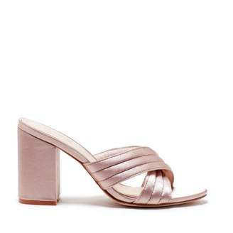 Sole Society Bella Criss Cross Mule