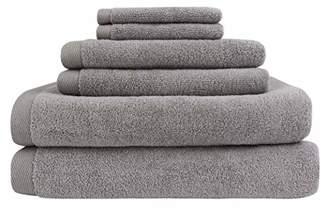 Everplush Flat Loop Quick-Dry Bath Towel Set