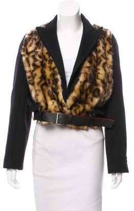 David Szeto Long Sleeve Casual Jacket w/ Tags