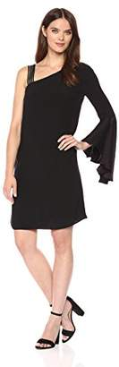 Nic+Zoe Women's Cuff Party Dress