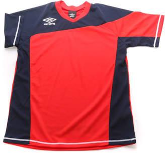 Umbro (アンブロ) - アンブロ Umbro ジュニアサッカープラクティスシャツ UBS7500SDJ レッド