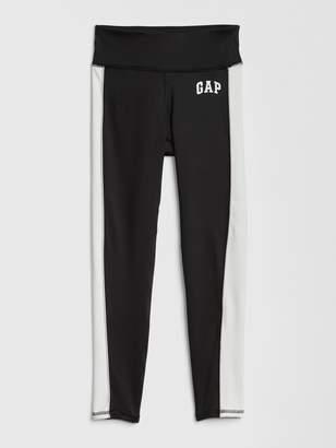 Gap GapFit Kids Logo Leggings