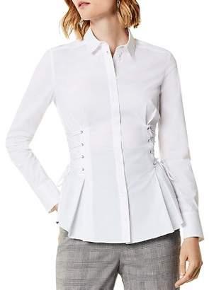 Karen Millen Corset Shirt