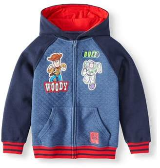 Toy Story Disney Quilted Bomber Jacket (Little Boys)