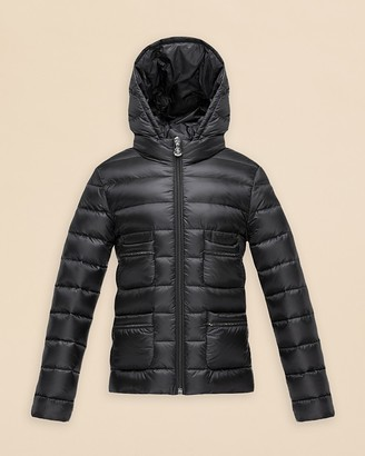 Moncler Girls' Yevre Jacket - Sizes 8-14 $680 thestylecure.com