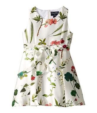 Oscar de la Renta Childrenswear Party Dress (Toddler/Little Kids/Big Kids)