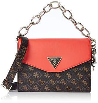 Guess Maddy Crossbody Logo Flap Maddy Guess FxqPd8RR
