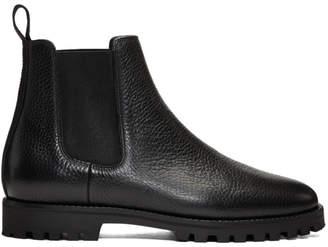 Etq Amsterdam Black CB 01 Chelsea Boots