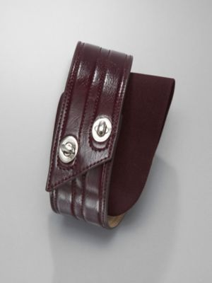City Style Double Turnlock Stretch Belt