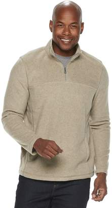 Croft & Barrow Men's Arctic Fleece Classic-Fit Easy-Care Quarter-Zip Pullover