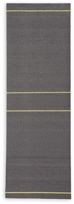 Chilewich Simple Stripe Shag Runner