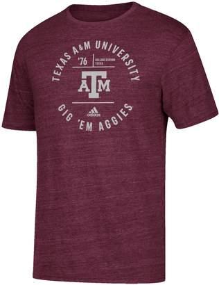 adidas Men's Texas A&M Aggies Emblem Tee