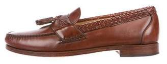 Allen Edmonds Maxfield Leather Tassel Loafers