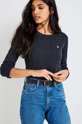 Jack Wills Tinsbury Cable Jumper
