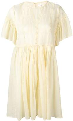 Etoile Isabel Marant embroidered summer dress