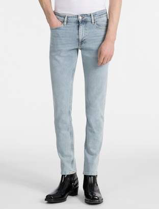 Calvin Klein skinny fit light blue jeans