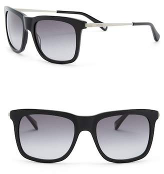 Jack Spade Wheels 54mm Sunglases