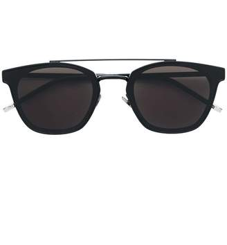 8fdc49a661 Womens Round Black Sunglasses - ShopStyle Australia