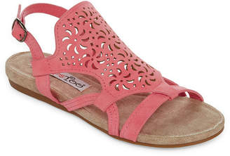 Two Lips 2 Lips Too Clare Womens Flat Sandals