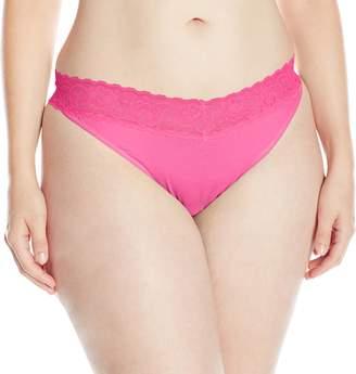 Cosabella Amore Women's Plus-Size Adore Thong Plus