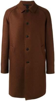 Harris Wharf London classic midi coat