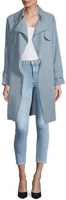 Vigoss Women's Cloud Sky Trench Jacket