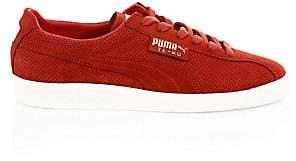 Puma Men's Te-Ku Suede Low-Top Sports Sneakers