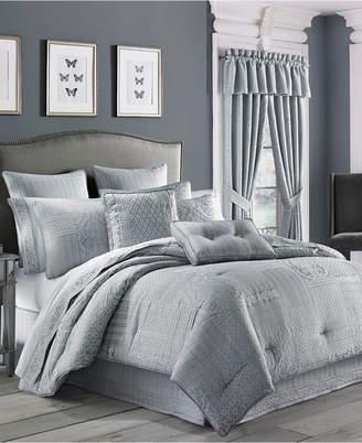 J Queen New York Wilmington Comforter Sets