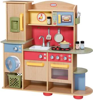 Little Tikes Premium Wood Home and Kitchen
