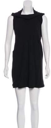 Rick Owens Silk & Wool Dress