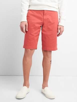 "12"" Washwell Vintage Wash Shorts with GapFlex"