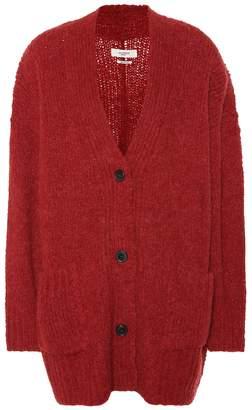 Etoile Isabel Marant Isabel Marant, étoile Sadlery wool and alpaca-blend cardigan