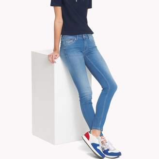 Tommy Hilfiger Low Rise Skinny Fit Jean