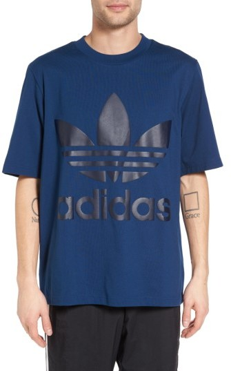Men's Adidas Originals Ac Boxy Oversize T-Shirt