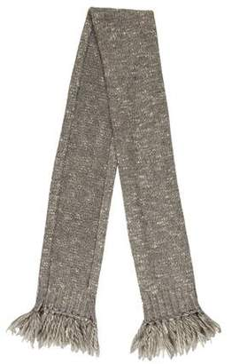 Rag & Bone Wool Knit Scarf