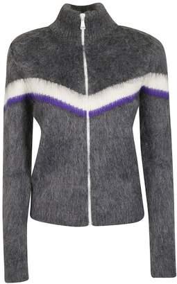 N°21 N.21 Zip-up Cardigan