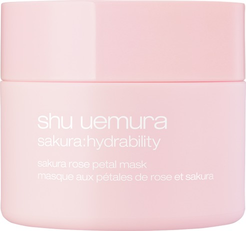 Shu UemuraSakura Rose Petal Mask